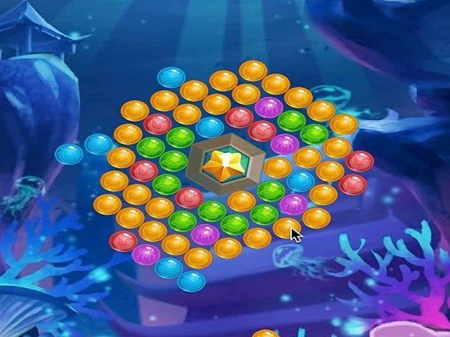 Jocuri Bubble